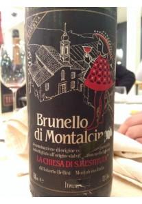 Brunello di Montalcino Santa Restituta 1981 0,75 lt.