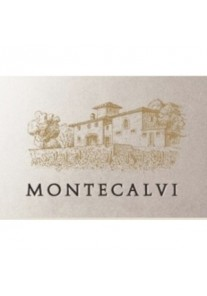 Montecalvi 1995 0,75 lt.