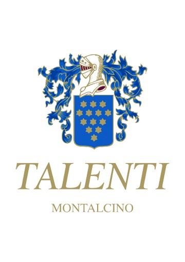 Rosso di Toscana Talenti 1996 0,75 lt.