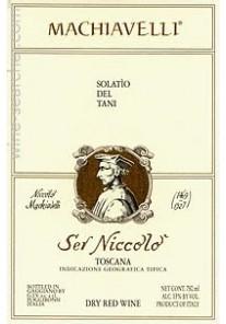 Ser Niccolo Machiavelli Riserva 1997 0,75 lt.