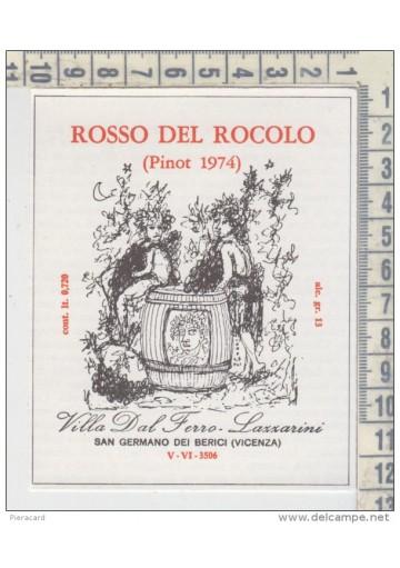 Pinot Nero Rosso del Rocolo 1995 0,75 lt.