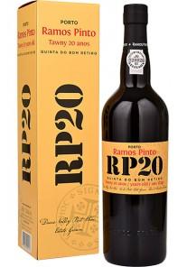 Porto Ramos Pinto Tawny 20 anni liquoroso 0,75 lt.
