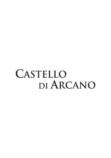 Tazzelenghe Castello di Arcano 2006 0,75 lt.