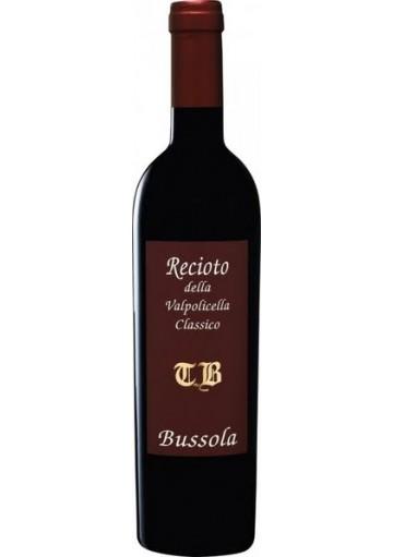 Recioto della Valpolicella Bussola T.B. dolce 2004 0,50 lt