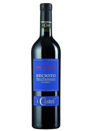 Recioto della Valpolicella Monte Fasenara Castellani 2008 0,500 lt.