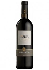 Teroldego Bossi Fedrigotti 2011 0,75 lt.