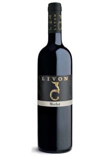 Merlot Livon 2012 0,75 lt.