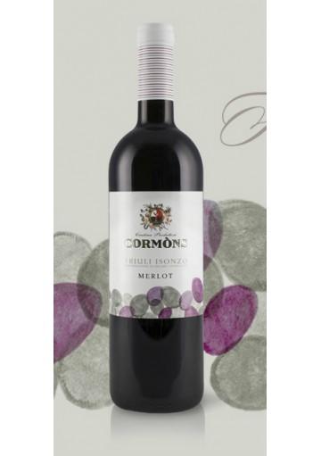 Merlot Cormons Isonzo 2012 0,75 lt.