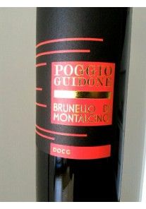 Brunello di Montalcino Poggio Guidone 2010 0,75 lt.