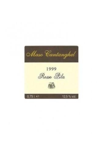 Cabernet Sauvignon Pila Rosso 1999 0,75 lt.