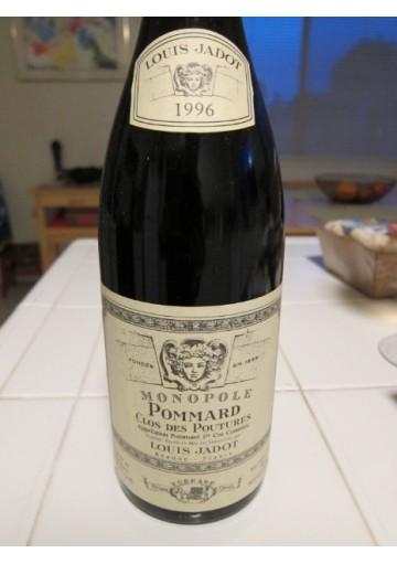 Pommard  Clos des Poutures   Louis Jadot 2003 0,75 lt.