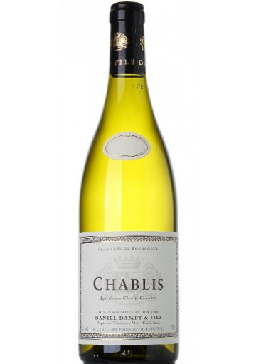 Chablis Dampt Daniel 2015 0,75 lt.