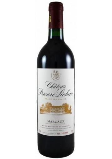 Chateau Prieure - Lichine Margaux 1998 0,75 lt.