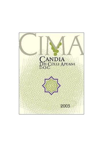 Candia dei Colli Apuani Cima 2003 0,75 lt.