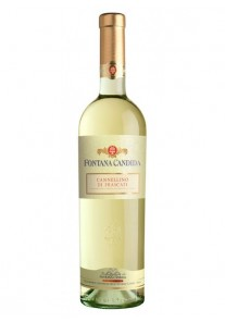 Cannellino Fontana Candida dolce 2010 0,75 lt.