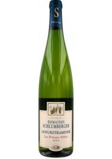 Gewurztraminer Les Princes Abbès Schlumberger 2011 0,75 lt.