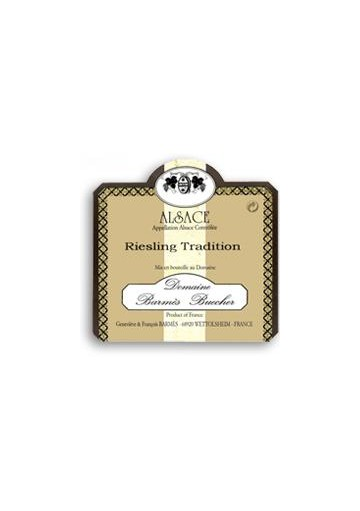 Riesling Tradition Barmes Buecher 1999 0,375 lt.