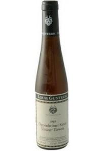 Eiswein Louis Guntrum Silvaner dolce 2009 0,375 lt.