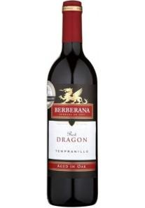 Berberana Tempranillo Red Dragon 2013 0,75 lt.