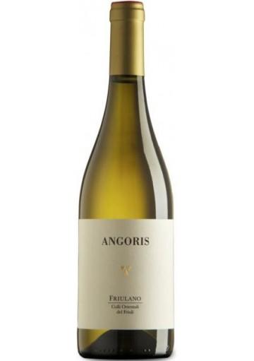 Friulano Angoris 2015 0,75 lt.