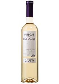 Muscat De Rivesaltes Cazes liquoroso 1998 0,375 lt.