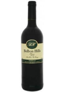 Shiraz Belbon Hills 2005 0,75 lt.