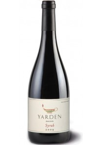 Syrah Yarden 2007 0,75 lt.