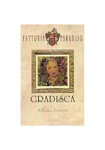 Albana di Romagna Fattoria Paradiso Gradisca Passito 2007 0,75 lt.
