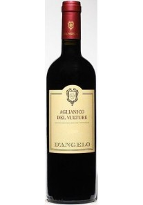 Aglianico del Vulture D\'Angelo 2012 0,75 lt.