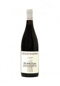Cerasuolo d\'Abruzzo Cataldi Madonna Pie\' delle Vigne 2006 0,75 lt.