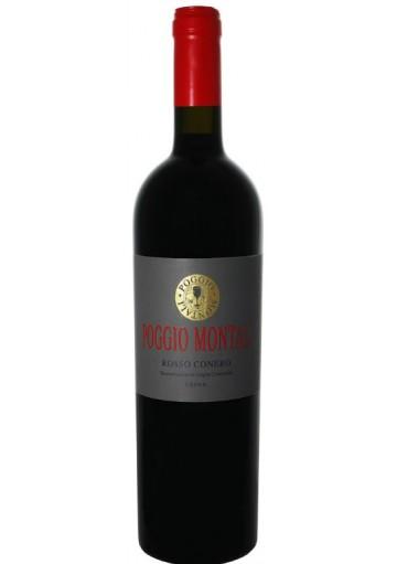 Rosso Conero Poggio Montali 2002 0,75 lt.