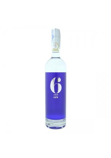 Gin Six O\'Clock 0,70 lt.