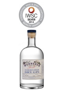 Gin Wenneker Elderflower 0,70 lt.