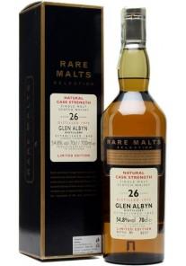Glen Albyn 26 anni Limited Edition 1975 0,70 lt.