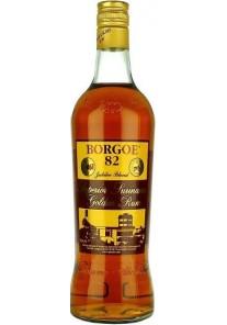 Rum Borgoe 82 0,70 lt.