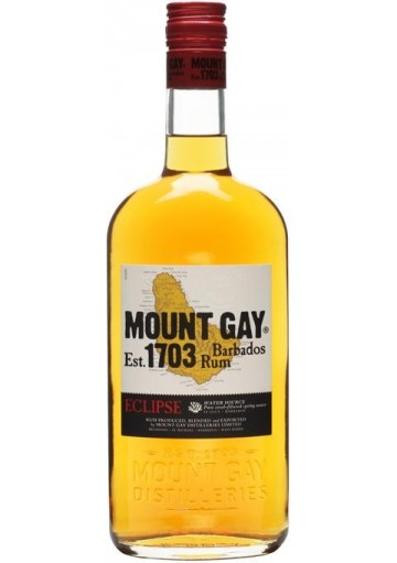 Rum Mount Gay Eclipse  0,70 lt.