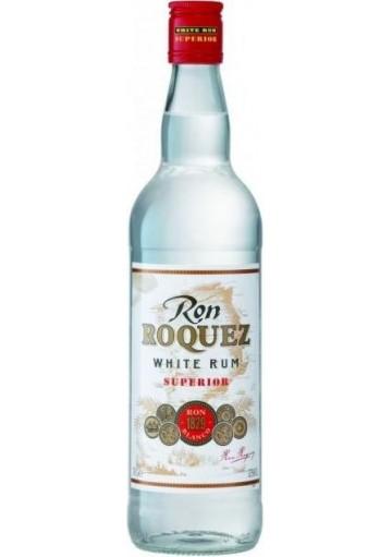 Rum Ron Roquez Bianco 1,0 lt.