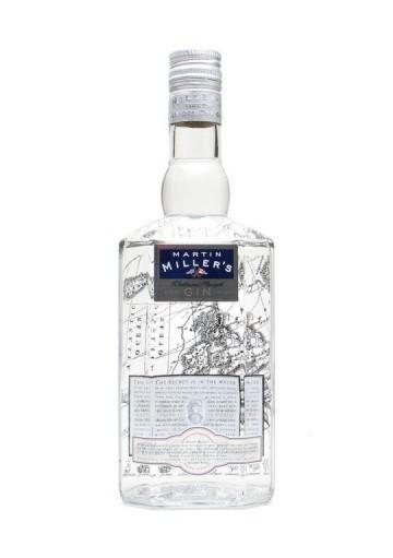 Gin Martin Miller\'s 45°  0,50 lt