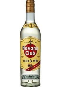 Rum Havana Club 3 anni 0,70 lt.