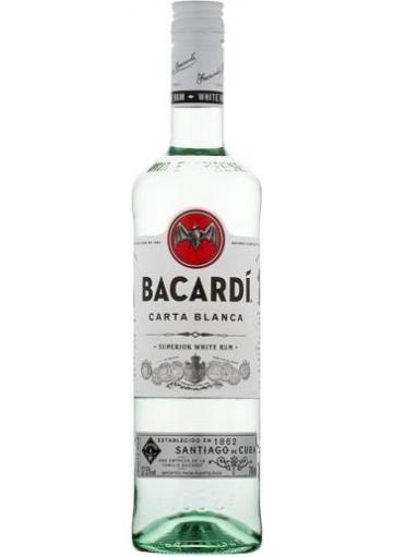 Rum Bacardi Bianco  0,70 lt.