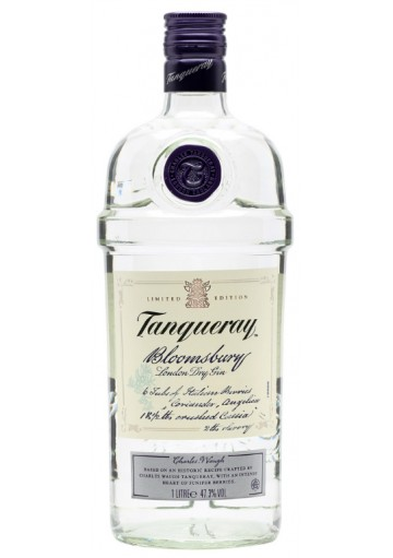 Gin Tanqueray Bloomsbury 1,0 lt.
