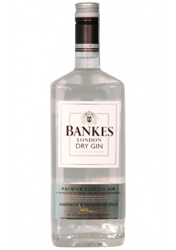 Gin Bankes 1,0 lt.