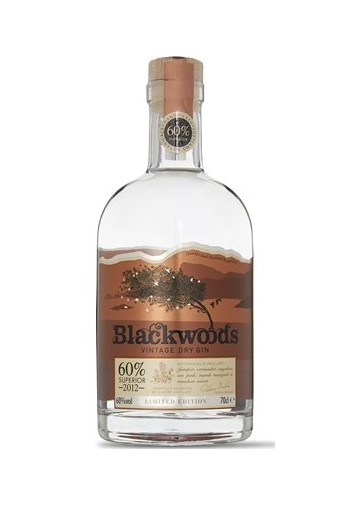 Gin BlackWood\'s 60° 0,70 lt.