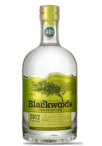 Gin BlackWood\'s 40° 0,70 lt.
