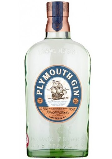 Gin Plymouth 1,0 lt.