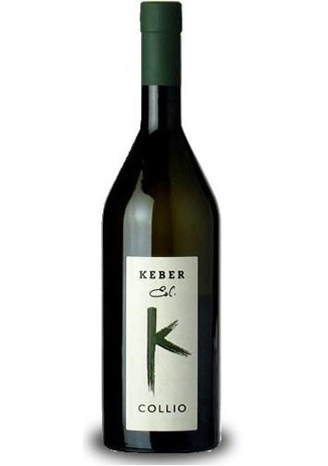 Keber Collio Bianco 2015 0,75 lt.