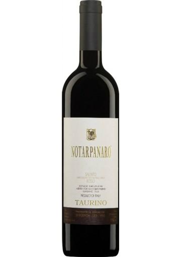 Notarpanaro Taurino 2007 0,75 lt.