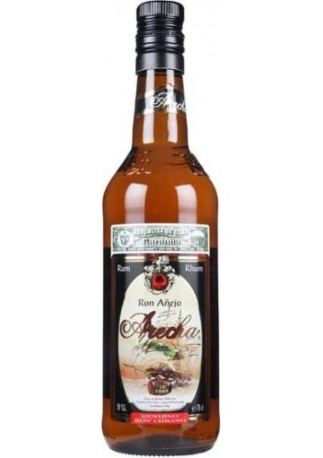 Rum Arecha Anejo 0,70 lt.