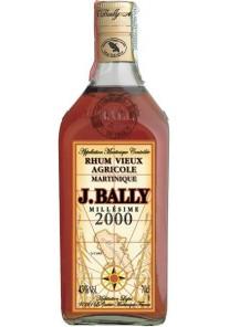 Rum Bally Riserva 2000 0,70 lt.