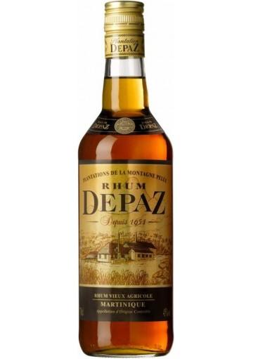 Rum Depaz Vieux  0,70 lt.